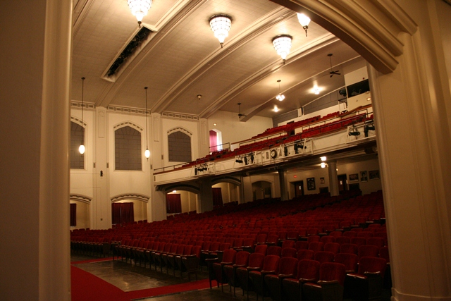 Danville High School Auditorium 2
